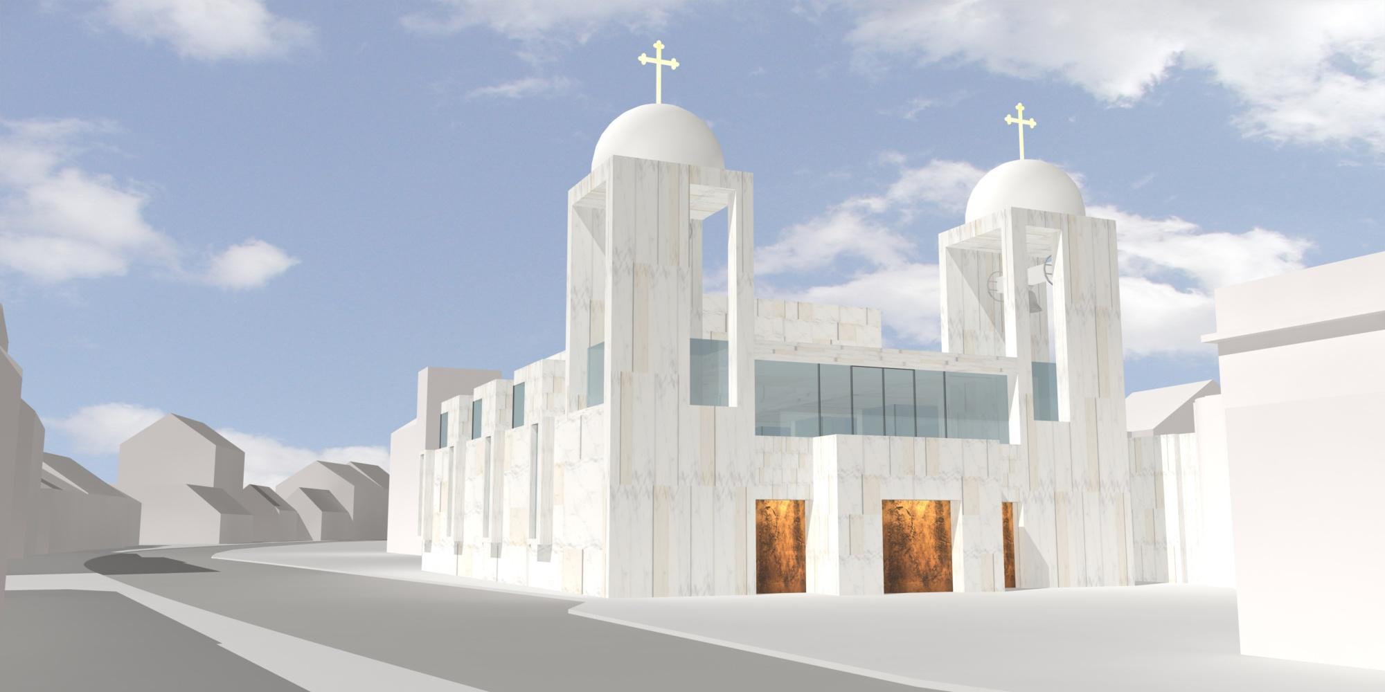 kulturzentrum leopoldau – syrisch-orthodoxe kirche